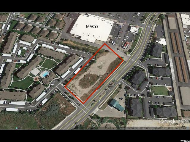 Land for Sale at 168 S PLEASANT GROVE Boulevard Pleasant Grove, Utah 84062 United States