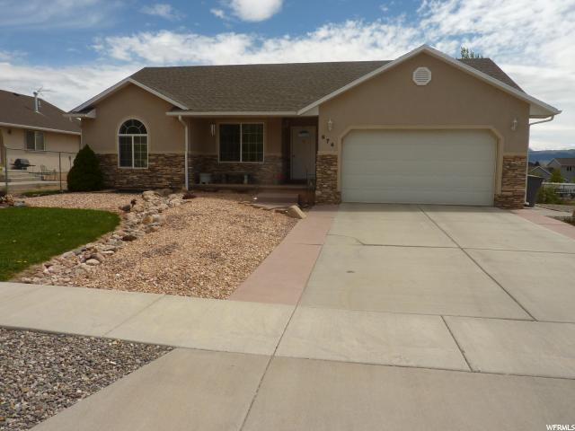 Single Family for Sale at 674 N 600 E Richfield, Utah 84701 United States