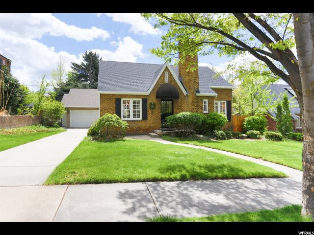 1418 E PRINCETON AVE, Salt Lake City UT 84105
