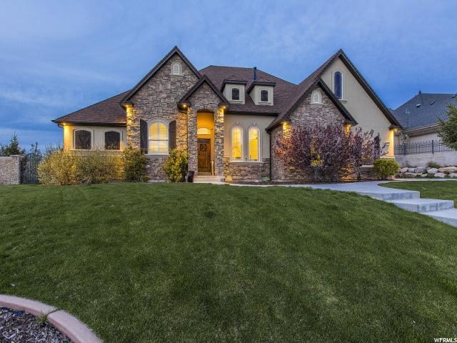 649 S CORDOVA CT North Salt Lake, UT 84054 - MLS #: 1446857