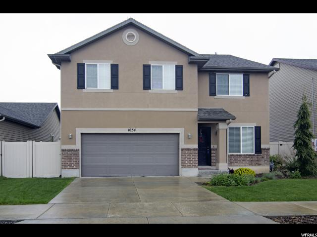 1034 N SKIPTON DR, North Salt Lake UT 84054