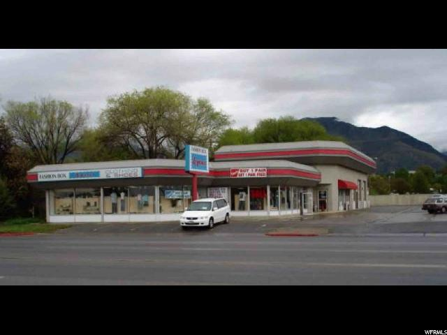 Commercial for Sale at 848 N MAIN Logan, Utah 84321 United States