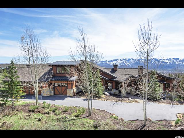 3023 E WAPITI CANYON RD, Park City UT 84098