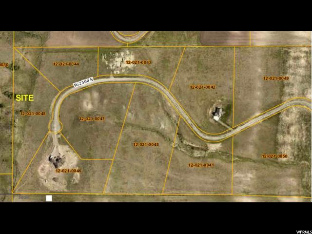 Land for Sale at 7115 W 2500 N Petersboro, Utah 84325 United States