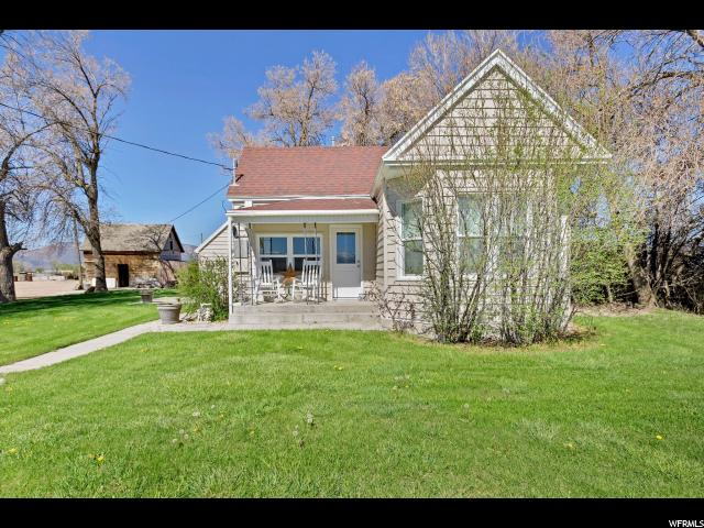 Single Family for Sale at 295 N HWY. 132 E HWY Chester, Utah 84623 United States