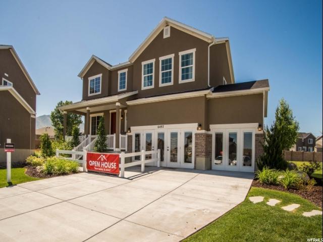 Single Family للـ Sale في 6497 N VALLEY POINT WAY Stansbury Park, Utah 84074 United States