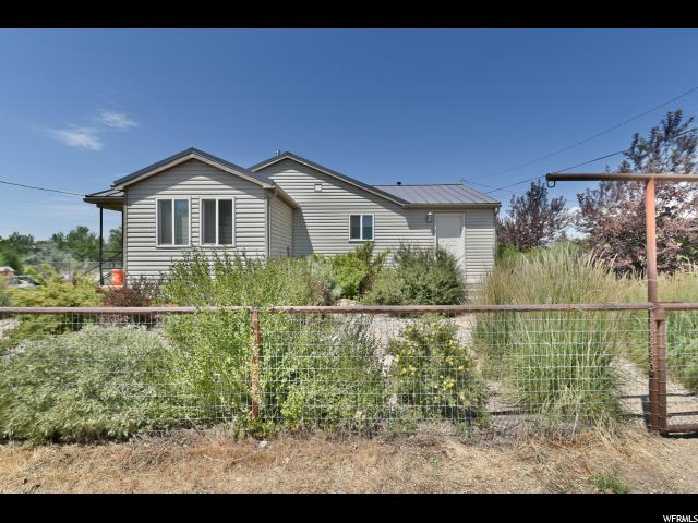 Single Family for Sale at 7960 E HWY 40 Gusher, Utah 84026 United States