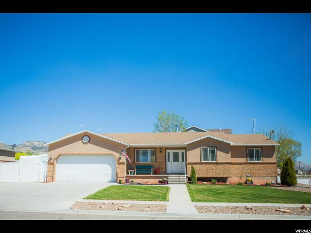 Single Family for Sale at 673 E 600 N Richfield, Utah 84701 United States