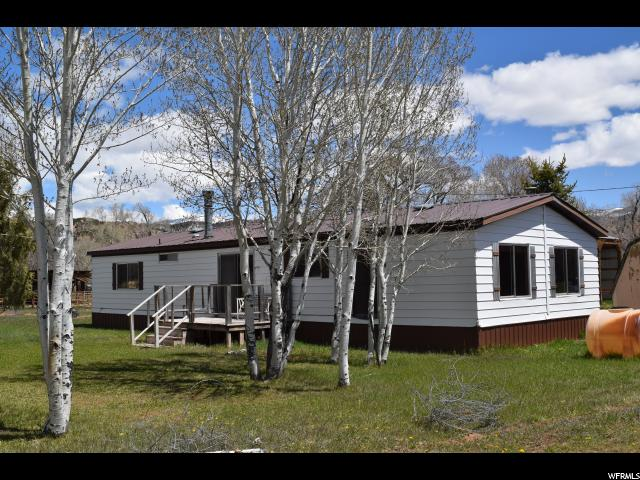 Single Family for Sale at 39210 W 5000 N Tabiona, Utah 84072 United States