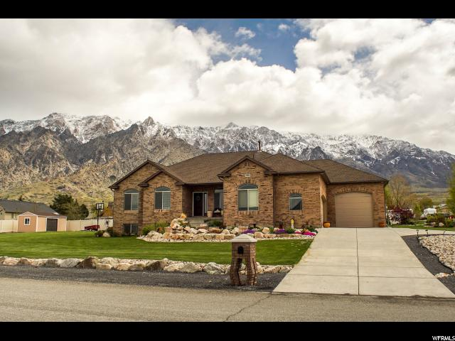 Single Family for Sale at 7983 S 925 W Willard, Utah 84340 United States