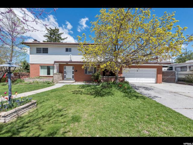 Home for sale at 1915 E Bosham, Salt Lake City, UT 84106. Listed at 399900 with 5 bedrooms, 4 bathrooms and 2,592 total square feet