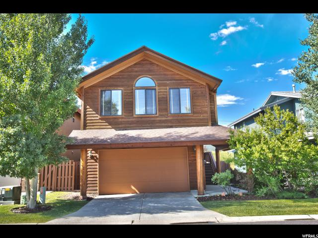 Single Family for Sale at 1055 LINCOLN Lane Park City, Utah 84098 United States