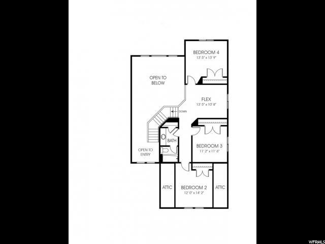 537 N PINNACLE LN Unit 707 Saratoga Springs, UT 84045 - MLS #: 1447267