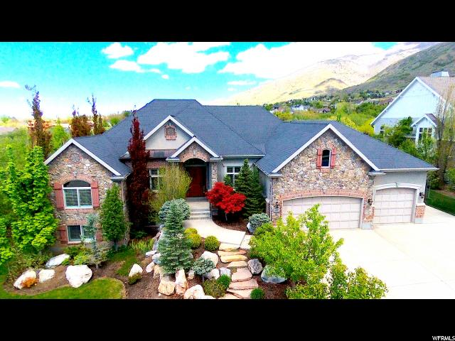 Single Family for Sale at 1527 E HIDDEN SPRINGS PKWY Fruit Heights, Utah 84037 United States