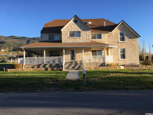 Single Family for Sale at 424 E 100 S 424 E 100 S Manti, Utah 84642 United States