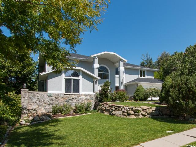 3363 E DANEBORG DR, Cottonwood Heights UT 84121