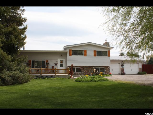 Single Family for Sale at 45 S 100 E Fielding, Utah 84311 United States