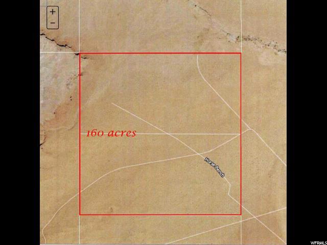 Terrain pour l Vente à 160 SAN RAFAEL VLY 160 SAN RAFAEL VLY Green River, Utah 84525 États-Unis