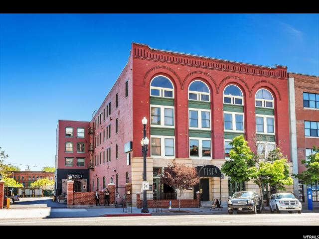 327 W 200 Unit 206 Salt Lake City, UT 84101 - MLS #: 1447572