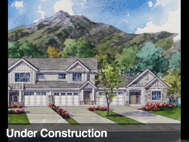 Maison accolée pour l Vente à 626 E SAWBACK Lane 626 E SAWBACK Lane Unit: 141 Draper, Utah 84020 États-Unis