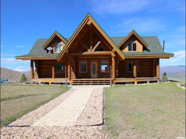 Single Family for Sale at 34095 N 5250 E Indianola, Utah 84629 United States