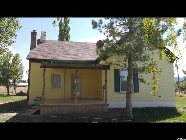 Single Family for Sale at 190 E 100 N RES Scipio, Utah 84656 United States