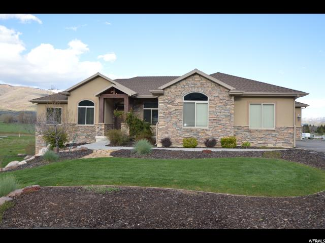 Single Family for Sale at 4308 N 3150 E 4308 N 3150 E Liberty, Utah 84310 United States