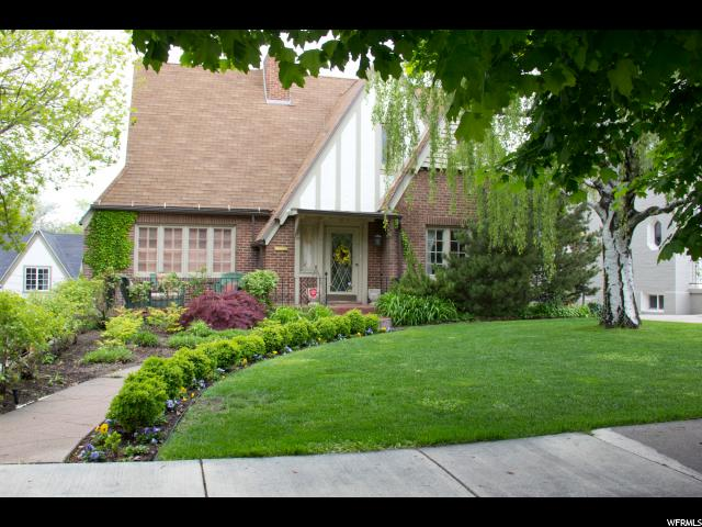 Home for sale at 1174 S 1300 East, Salt Lake City, UT  84105. Listed at 669000 with 4 bedrooms, 4 bathrooms and 3,066 total square feet