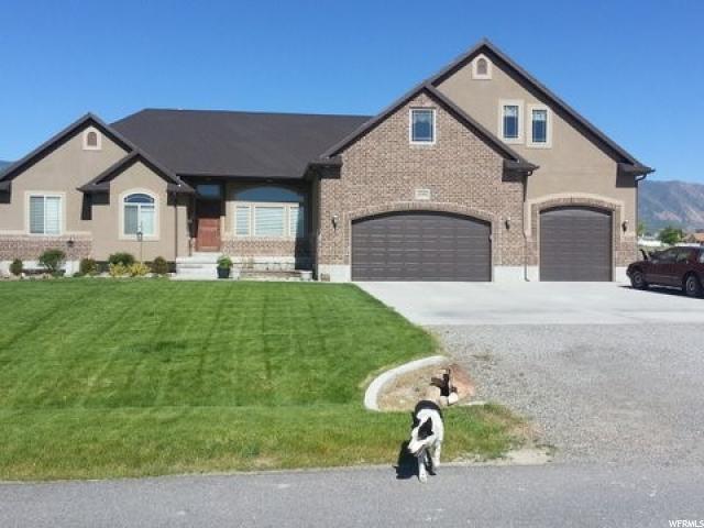 Single Family للـ Sale في 3866 N ROSE SPRINGS Road Erda, Utah 84074 United States