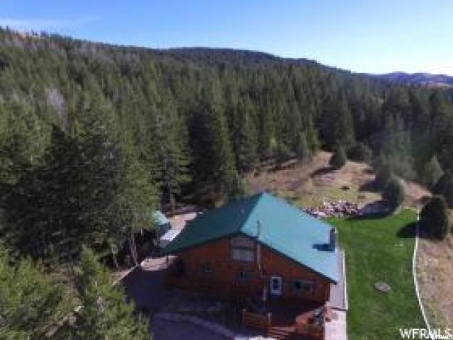 Один семья для того Продажа на 14745 S WOLVERINE Lava Hot Springs, Айдахо 83246 Соединенные Штаты