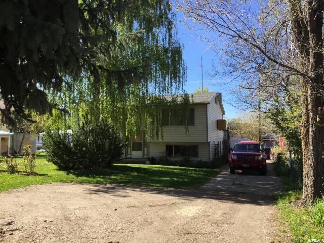 单亲家庭 为 销售 在 1593 E 6600 S Uintah, 犹他州 84405 美国