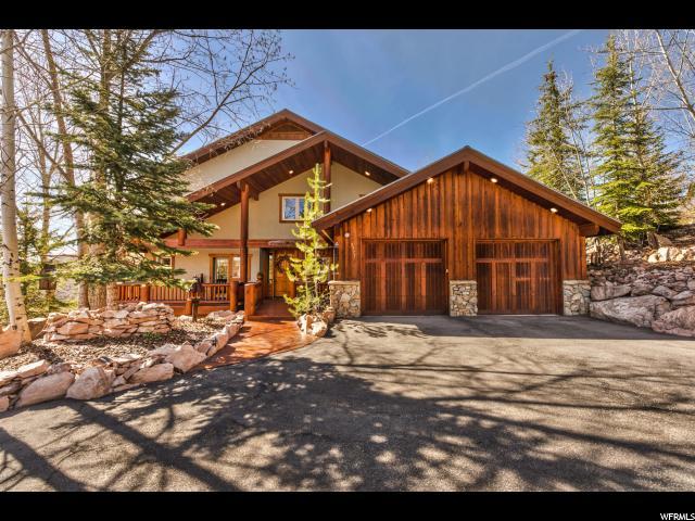 Single Family for Sale at 3777 SUNRIDGE Drive Park City, Utah 84098 United States