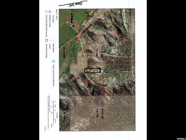 Terreno por un Venta en 1 S 8 W Hanna, Utah 84031 Estados Unidos