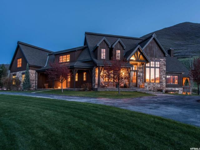 Single Family للـ Sale في 3615 S 1200 W 3615 S 1200 W Unit: 2 Daniel, Utah 84032 United States
