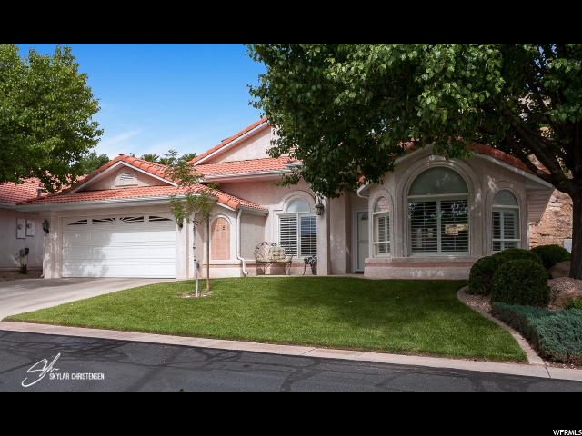 Single Family for Sale at 2280 S BLOOMINGTON HILLS Drive Bloomington, Utah 84790 United States