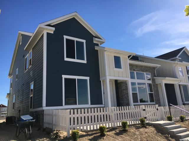 Townhouse for Sale at 1044 W NARROWS Lane Bluffdale, Utah 84065 United States