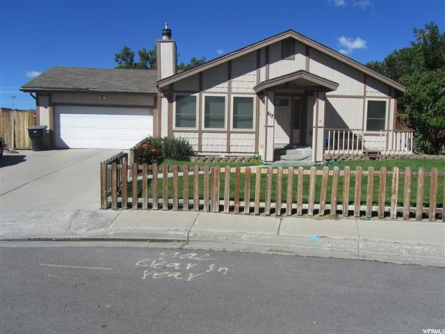 Single Family for Sale at 617 ASPEN Circle 617 ASPEN Circle Price, Utah 84501 United States