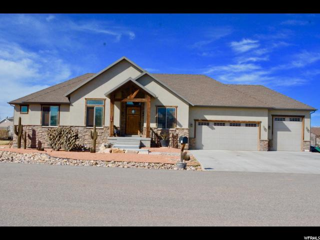 Single Family for Sale at 581 ASPEN Road Francis, Utah 84036 United States