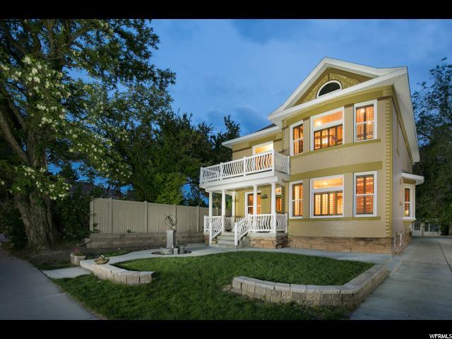 Single Family for Sale at 918 E 100 S 918 E 100 S Salt Lake City, Utah 84102 United States