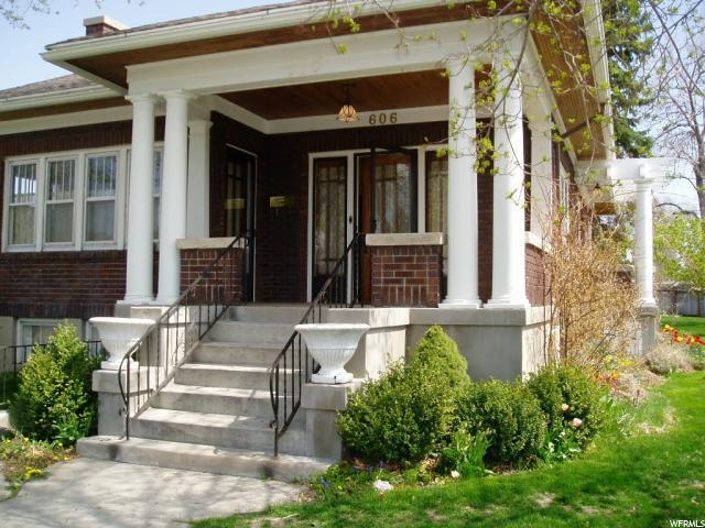Single Family for Sale at 606 N HAYES Pocatello, Idaho 83204 United States