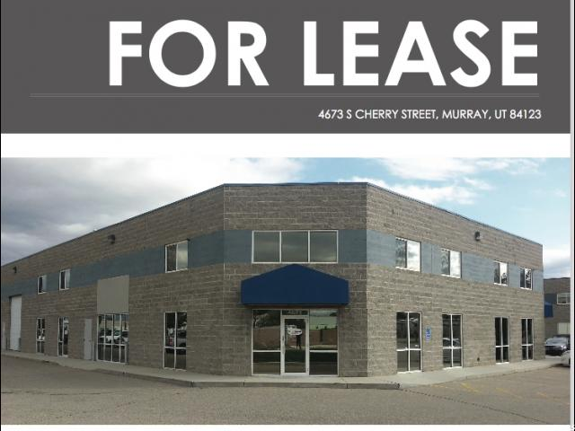 Commercial for Rent at 4673 S CHERRY Street Murray, Utah 84107 United States
