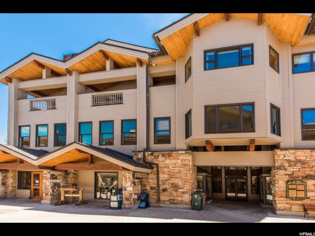 7620 E ROYAL ST Unit 404, Park City UT 84060