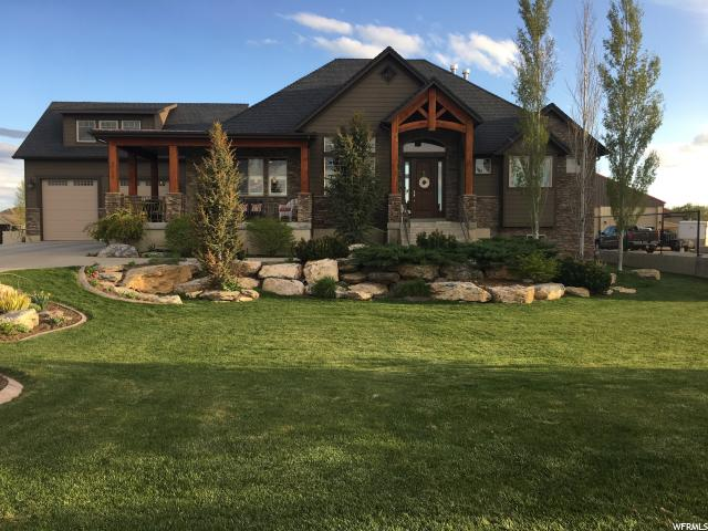 Single Family for Sale at 3765 W 2200 N Plain City, Utah 84404 United States