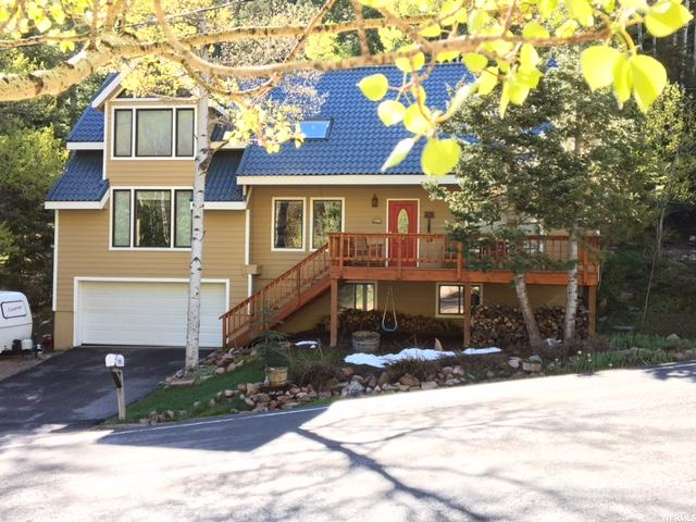 Single Family for Sale at 735 S PARKVIEW Drive Summit Park, Utah 84098 United States