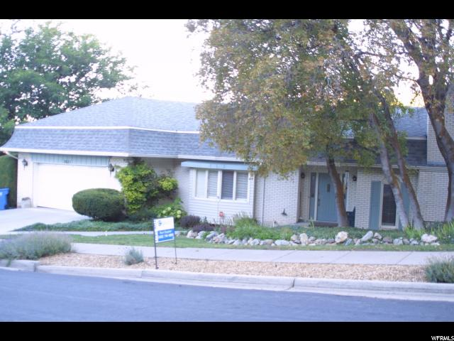 3621 E ESCALADE AVE Cottonwood Heights, UT 84121 - MLS #: 1449178