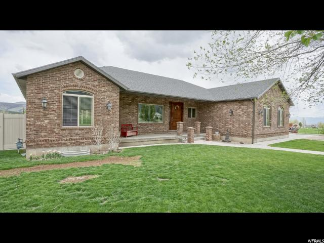 Single Family for Sale at 70 N 600 W Fountain Green, Utah 84632 United States