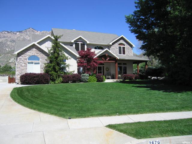 单亲家庭 为 销售 在 2670 N 1125 E North Ogden, 犹他州 84414 美国