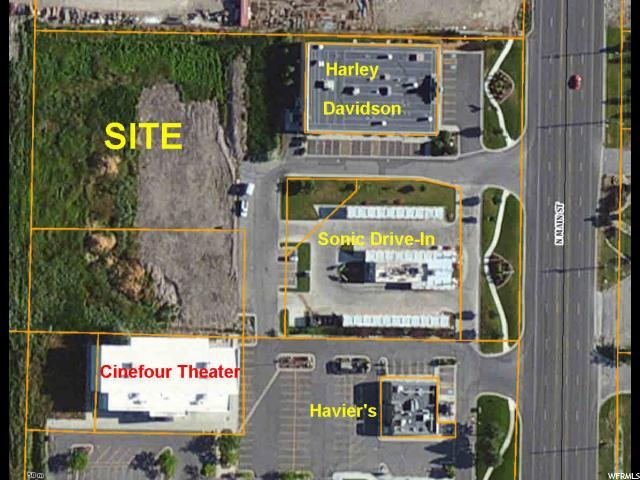 Земля для того Продажа на 2357 N MAIN Street 2357 N MAIN Street North Logan, Юта 84341 Соединенные Штаты
