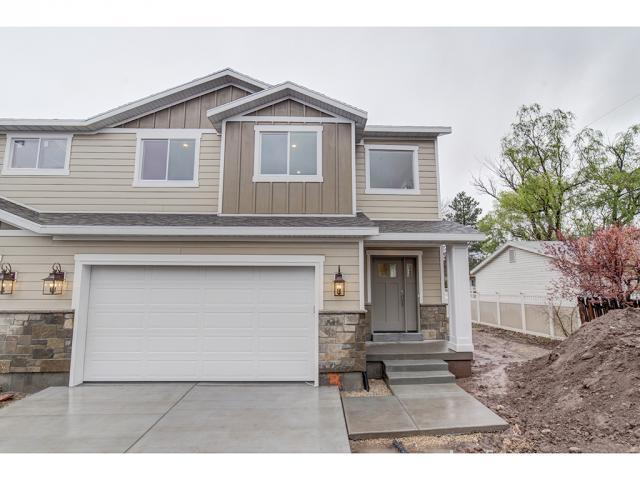 Home for sale at 1280 E Wasatch Crest Ln, Millcreek, UT  84124. Listed at 419900 with 3 bedrooms, 4 bathrooms and 2,482 total square feet