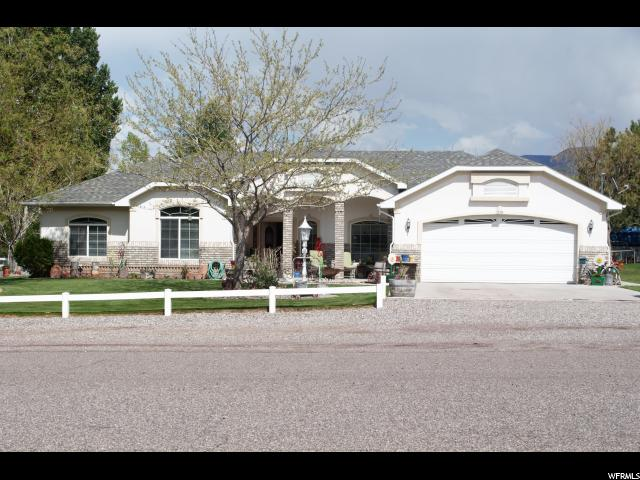 Single Family for Sale at 215 S MAIN Annabella, Utah 84711 United States